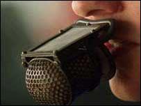 Sports Commentator voice