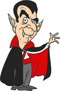 Dracula voice