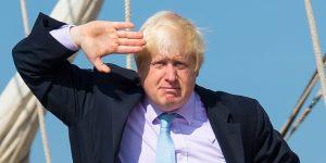 Boris Johnson Impression
