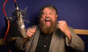 Brian Blessed Impressionist voice