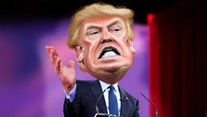 Donald Trump Impressionist