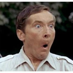Are you looking for a Kenneth Williams Impression?