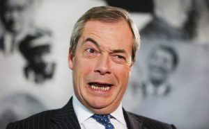 Nigel Farage Impression